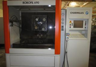 CHARMILLES Robofil 690