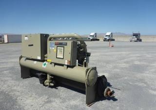 Trane RTHB 150F water