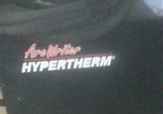 Hypertherm arcwriter for P