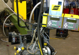 ESAB Submerged Arc D