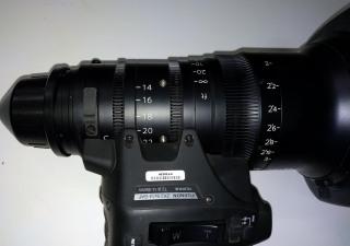 Fujinon 14-35mm T2.9 Ca