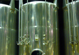 Storage tank/ KZE Tank in V2A 15.310 Liter