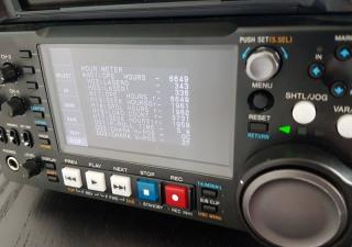 Sony PDW HD 150 Sony PDW HD1500