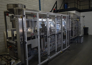 Uhlmann Blister Packer