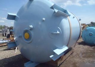 5000 Gallon Pfa Glass Lined Rea