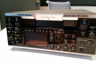 Sony HDV HVR-M25AU,