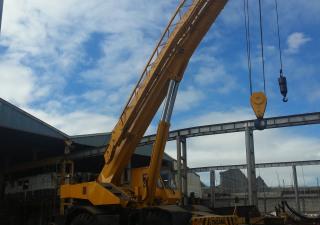 Tadano 50 tons TR500E1 Rough T