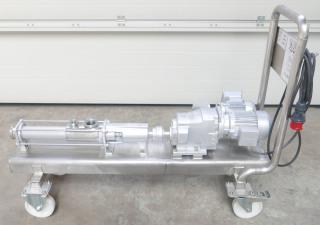 Mixer Pin, Mixing Pump In V2A
