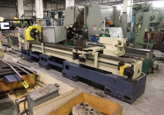 "Summit - 26"" x 160"" engine lathe"