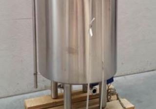 Amsi - stainless steel heatable pressure tank
