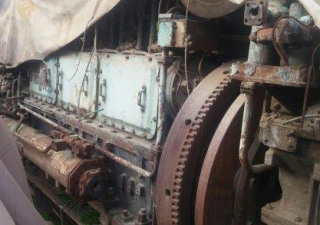 DAIHATSU  6PSHTMB Marine Engine