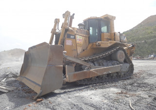 Used Caterpillar D9T Crawler Dozer