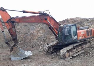 Used Hitachi ZX350 LCH-3 Crawler Excavator