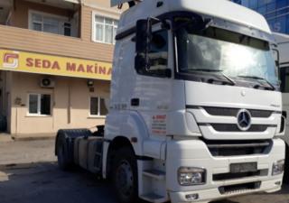 Used Mercedes Benz Axor 1840 LS 4x2 Standard Tractor Unit Truck