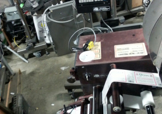 CTM LABELER 8 INCH WIDE LH 360