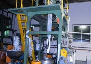 Suh Foung Ind High Density extrusion line