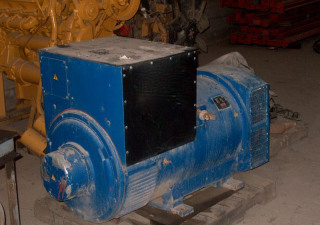 Stamford 400 KW Generator End