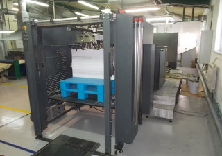 DLG SGJ UV coater