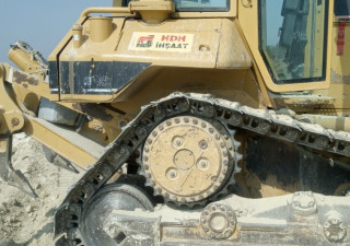 Used Caterpillar D6N XL Crawler Dozer