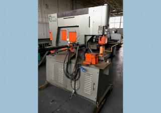 """Spartan IW66D Dual Operator Hydraulic Ironworker 5""""X5""""X1/2"""""""