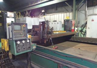 Esab Sabre 2000 CNC Torch