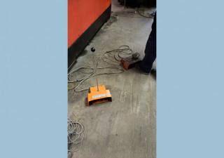 Amada HFE 1703S 187 Ton 6-Axis CNC Hydraulic Press Brake
