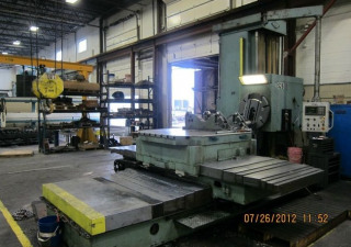 "Kolomna 3.125"" Floor Type Horizontal Boring Mill"