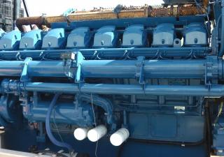 Perkins 2000 kVa