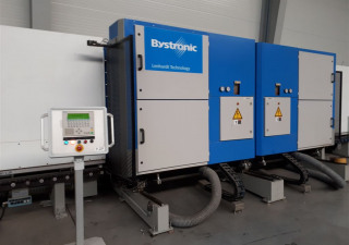 Automatic Bystronic 1600x4000mm Insulating Glass Line