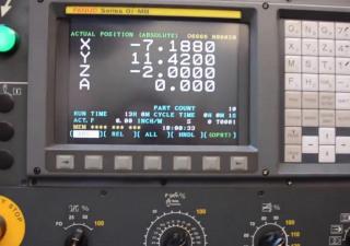 HARDINGE VMC1000II VMC
