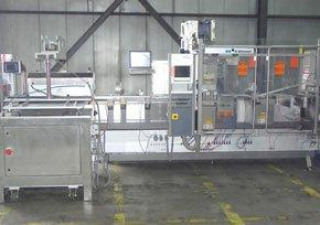 Uhlmann UPS4MT blister pack machine