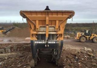 Terex Powerscreen PT400