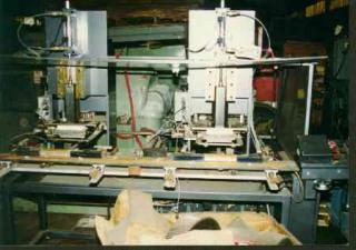 Wagner head heat stamp machine