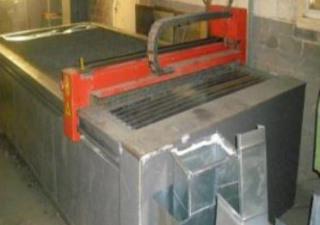 Espirit Arrow 3000 x 1500 mm Plasma cutting machine