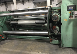 "Kiefel  5 Layer 87"" Wide Extrusion Line"