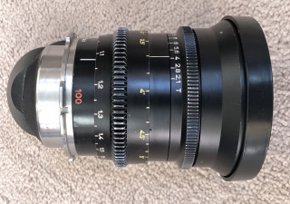 Zeiss 100mm Mk2 T2.1