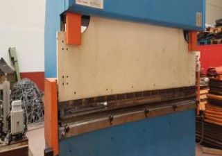 Jordi 125 3100 mm Folding Machine