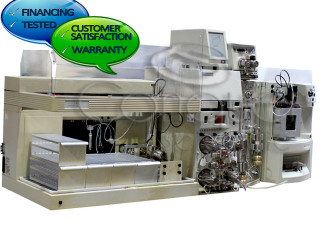 Waters Micromass ZQ 2000 Single Quad MS Sample Management with Analytical & Prep HPLC System