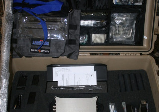 Sound Device 744T/Sankon COS-11 Lavaliere X4 & CS-3E Gun mics, boom and many more