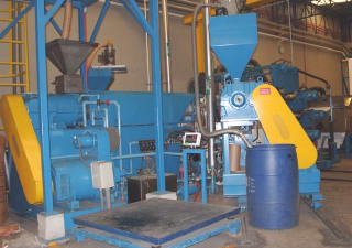 Sterling co-extrusion sheet line