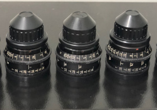 Zeiss Super Speed Mk3 Set 18/25/35/50/85