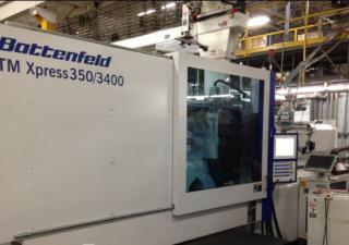 Battenfeld TM Xpress 350