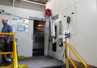 Cincinnati HyperMach H4000
