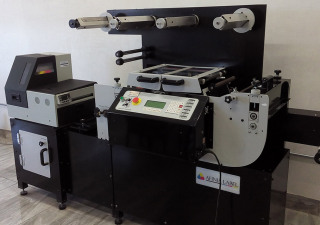 Digital Label Press DLP-2000
