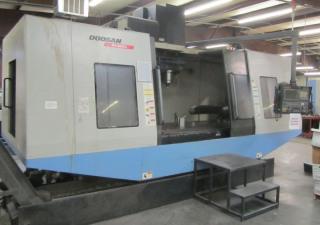 Doosan MV-8035S