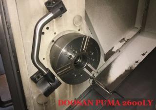Doosan PUMA 2600LY