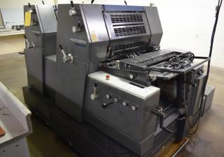 Heidelberg PM GTO52-2