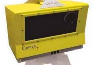 Optech ILRIS-3D