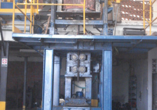 Impiante Per Fonderia vertical