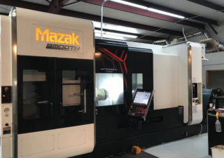 Mazak Integrex I400S 5 AXIS C